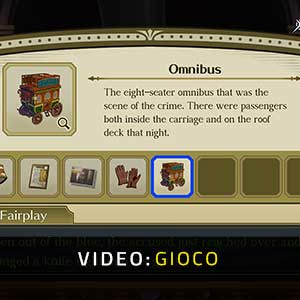 The Great Ace Attorney Chronicles Video Di Gioco