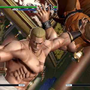 The King of Fighters 14 Gameplay