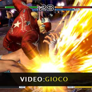 The King of Fighters 14 video di gioco