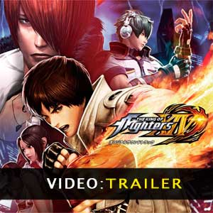 The King of Fighters 14 Video-Trailer