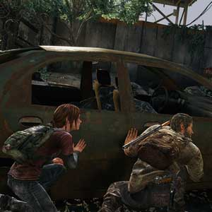 The Last of Us Remastered PS4 Indagine