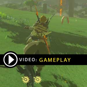 The Legend of Zelda Breath of the Wild Expansion Pass Gameplay Video