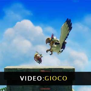 The Legend of Zelda Links Awakening video di gioco