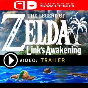 The Legend of Zelda Link's Awakening Nintendo Switch Prices Digital or Box Edition