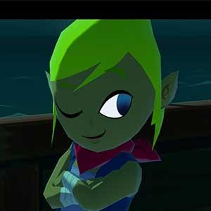 The Legend of Zelda The Wind Waker HD Wii U Gameplay