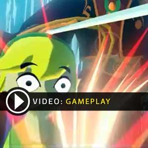 The Legend of Zelda The Wind Waker HD Nintendo Wii U Gameplay Video
