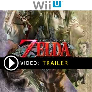 Acquista Codice Download The Legend of Zelda Twilight Princess HD Nintendo Wii U Confronta Prezzi