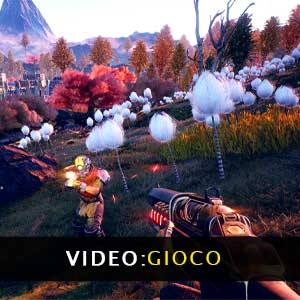The Outer Worlds Video di gioco