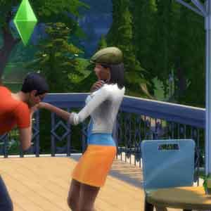 Sims 4 Socializzare