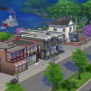 The Sims 4 Il quartiere