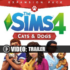 Acquistare CD Key The Sims 4 Cats and Dogs Confrontare Prezzi