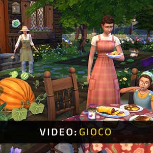 The Sims 4 Cottage Living Video del gioco