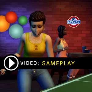 SIMS 4 Vita Universitaria Gameplay Video