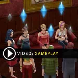 Il video del gioco di The Sims 4
