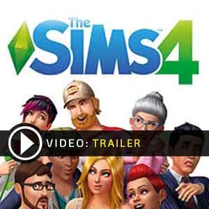 Il video del rimorchio The Sims 4