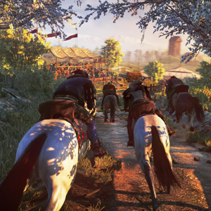 The Witcher 3 Wild Hunt Cavallo