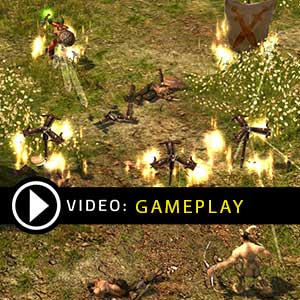 Titan Quest Gameplay Video