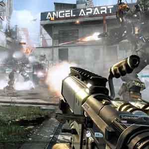 Screenshot: Pilot's Point-of-View