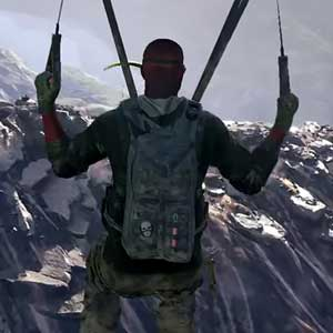 Tom Clancys Ghost Recon Wildlands Paracadute