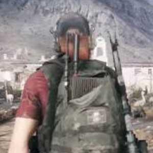 Tom Clancys Ghost Recon Wildlands Montagne innevates