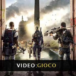 Il video di gioco di The Division 2