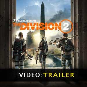 Il video del trailer di The Division 2