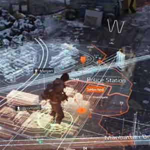 The Division Gameplay Mappa