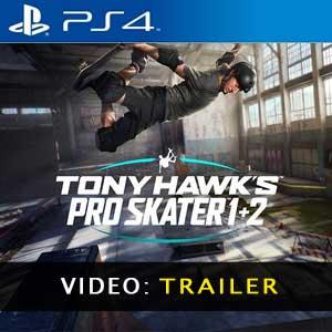 Tony Hawk's Pro Skater 1+2 Video del rimorchio