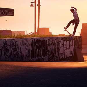 Tony Hawk's Pro Skater 1+2 Carattere