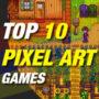 I 10 Migliori Giochi di Pixel Art Che Dovresti Giocare