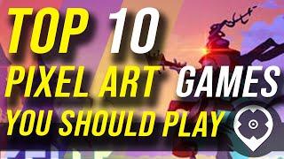 I 10 Migliori Giochi di Pixel