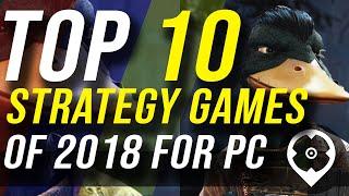 I 10 migliori giochi di strategia del 2018 per PC
