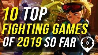 Top 10 dei Giochi di Combattimento del 2019