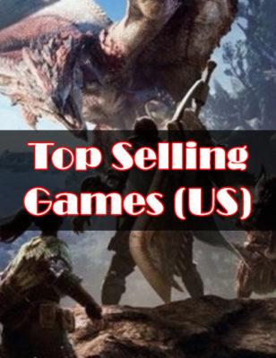 Ecco i giochi più venduti di gennaio 2018 negli Stati Uniti