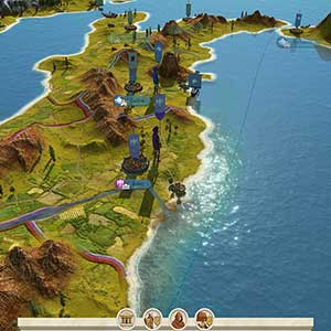 Total War ROME REMASTERED Mappa