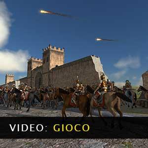 Total War ROME REMASTERED Video di gioco