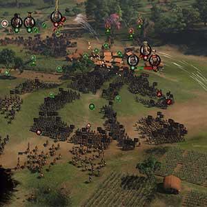 Total War THREE KINGDOMS Fates Divided Battaglia