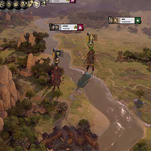 Total War THREE KINGDOMS Fates Divided Personaggi