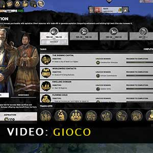 Total War THREE KINGDOMS Fates Divided Video di gioco