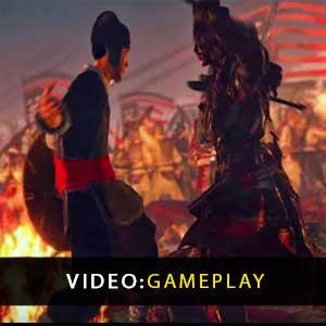 Total War THREE KINGDOMS Video di gioco