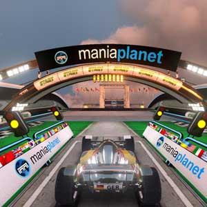 TrackMania 2 Stadium - Linea di partenza