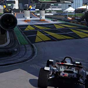 TrackMania 2 Stadium - Pista