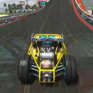 Trackmania Turbo RollerCoaster