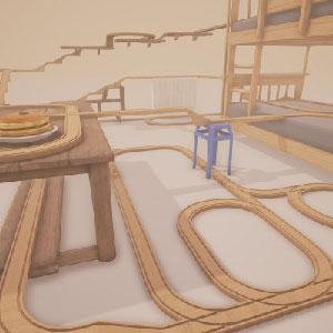 Tracks Train Set Game - Gameplay Image