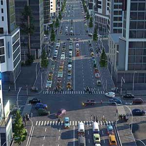 Transport Fever 2 Traffic