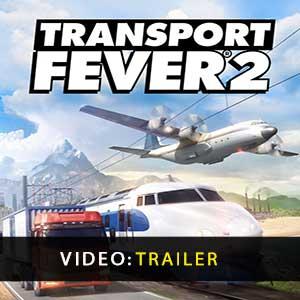 Transport Fever 2 Video Trailer