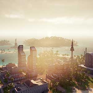 Tropico 6 Skyscraper