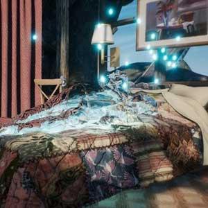 Camera da letto a  Twin Mirror