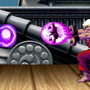 Il male Ryu e il violento Ken Match