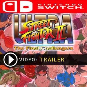 Acquistare Ultra Street Fighter 2 The Final Challengers Nintendo Switch Confrontare i prezzi